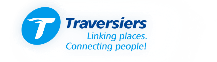 Traversiers - Linking places. Connecting people!