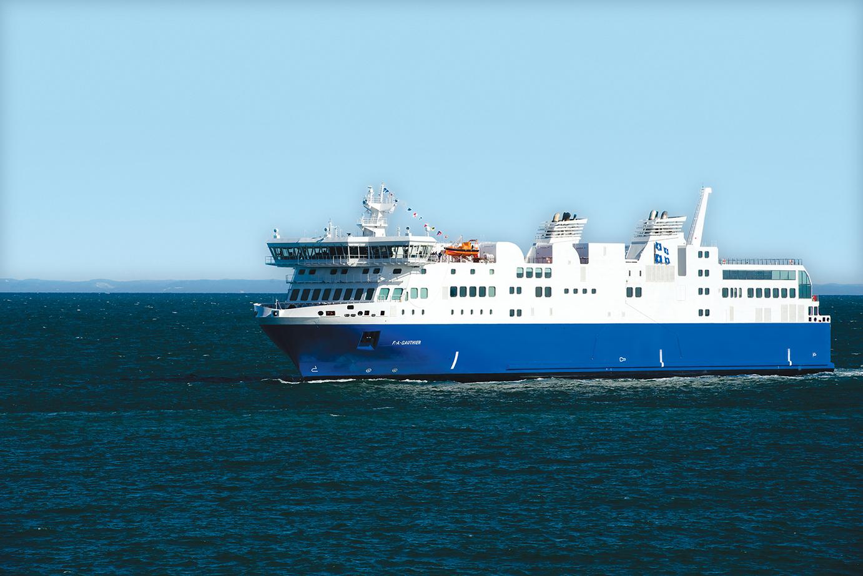 Our Ferries - Société des traversiers du Québec